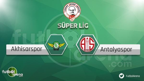 Akhisar Antalyaspor maçı saat kaçta, hangi kanalda? (Akhisar Adana maçı canlı ve şifresiz mi?)