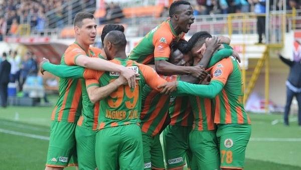 Alanyaspor 3-0 Gençlerbirliği maç özeti ve golleri (Alanya Gençlerbirliği maçı)