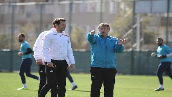 Alanyaspor, Adanaspor maçına kitlendi - Alanyaspor Haberleri