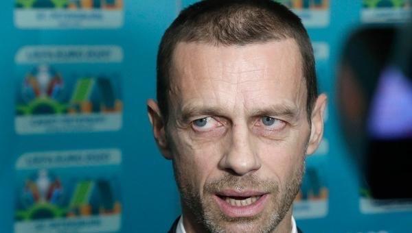 Aleksander Ceferin: ''2026'da Avrupa'dan az 16 takım olmalı''