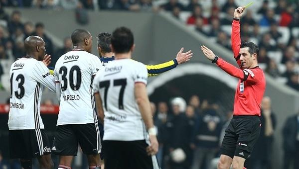 Ali Palabıyık'a Beşiktaş - Fenerbahçe derbisi sonrası büyük şok
