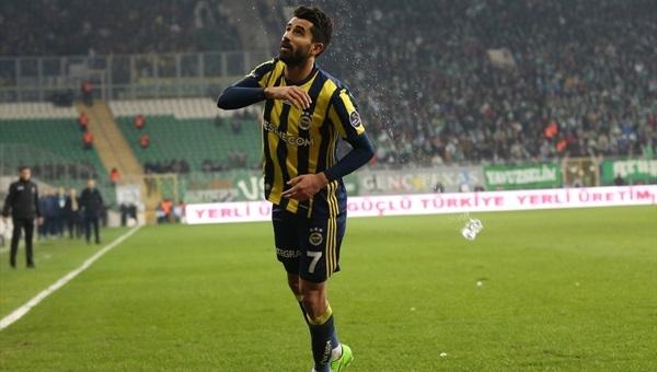 Alper Potuk'un Bursaspor maçı performansı