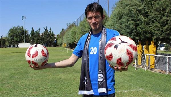 Altay 4-1 Manavgatspor maç özeti ve golleri - İbrahim Akın şov