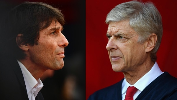 Antonio Conte'den Arsenal'e: