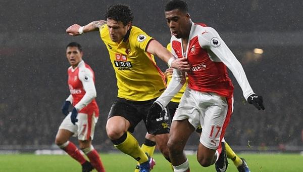 Arsenal evinde yıkıldı: 2-1
