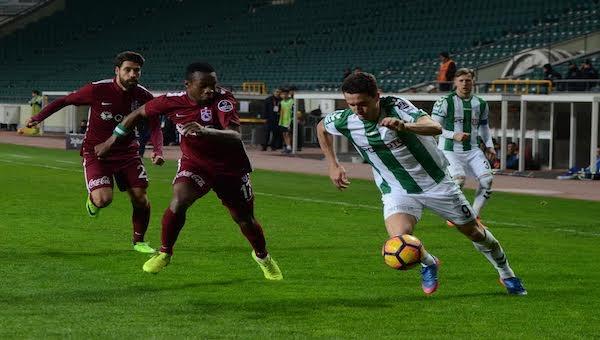 Atiker Konyaspor'da kupa molası - Konyaspor Haberleri