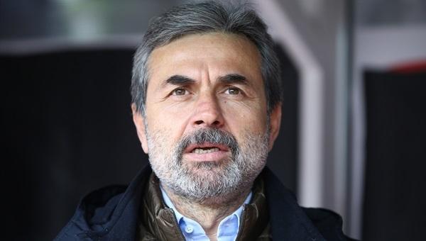 Aykut Kocaman'dan Konyaspor taraftarına eleştiri: 'Anlamsız...'