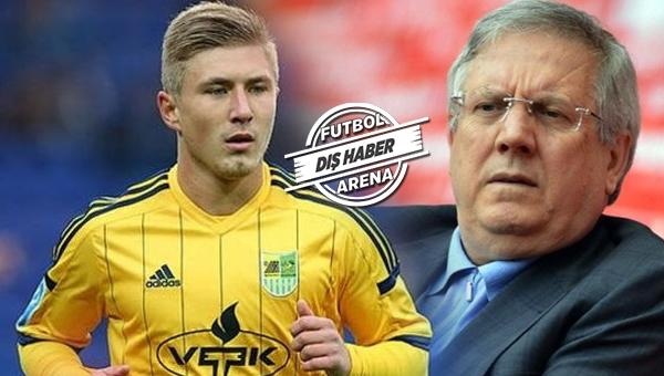 Radchenko Fenerbahçe'ye transfer olamamasının sebebini Aziz Yıldırım olarak gösterdi