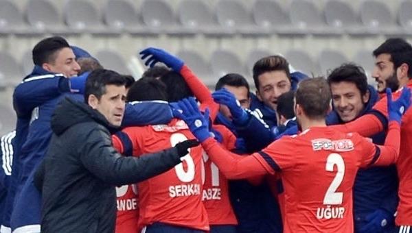 Bandırmaspor 2-3 Altınordu maç özeti ve golleri