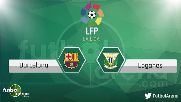 Barcelona - Leganes maçı saat kaçta, hangi kanalda?