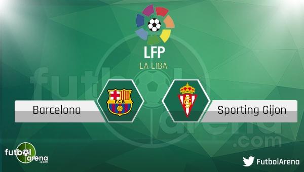 Barcelona - Sporting Gijon maçı saat kaçta, hangi kanalda?