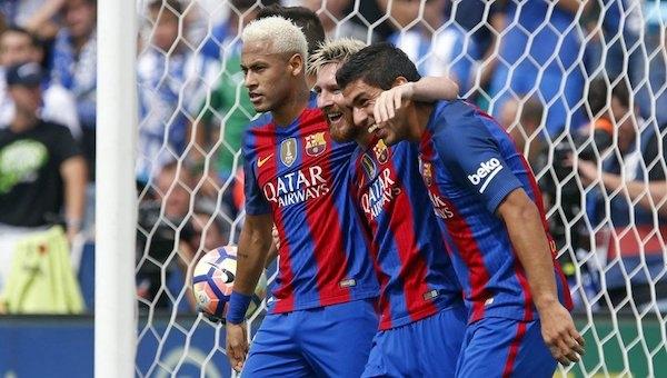 Barcelona tarihinde bir ilk!