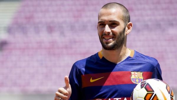 Barcelona'da Aleix Vidal feci şekilde sakatlandı