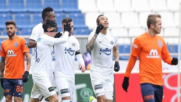 Kasımpaşa 4-0 Medipol Başakşehir maç özeti ve golleri