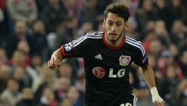 Bayer Leverkusen'den Hakan Çalhanoğlu tepkisi