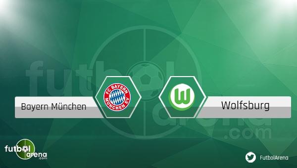 Bayern Münih - Wolfsburg Almanya Kupası maçı saat kaçta, hangi kanalda?