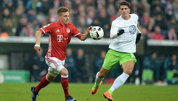 Bayern Münih - Wolfsburg maç özeti ve golleri
