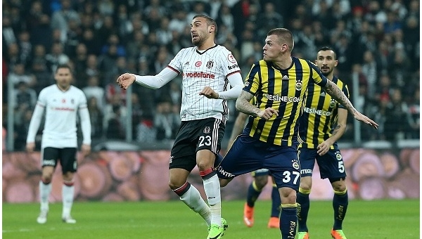 Beşiktaş - Fenerbahçe derbisinde dikkat çeken ilginç ayrıntı