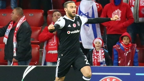 Beşiktaş - Hapoel Beer Sheva maçının kanalı açıklandı