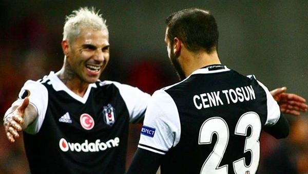 Beşiktaş, Hapoel Beer Sheva'yı 12'den vurdu