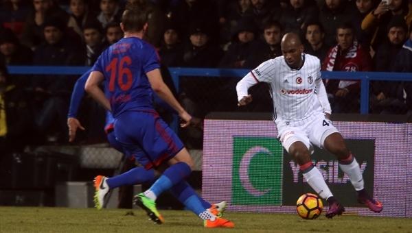 Beşiktaş, Karabükspor duvarını geçemedi
