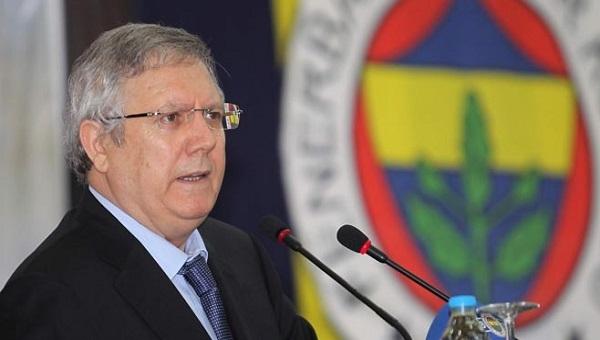Beşiktaş taraftarlarından Aziz Yıldırım'a gönderme