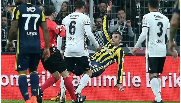 Beşiktaş yönetiminden Tosic'e rekor para cezası