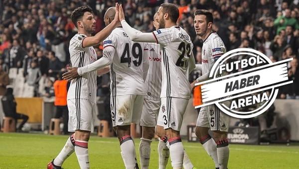 Beşiktaş'a Avrupa'dan 60 milyon lira