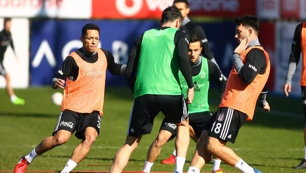 Beşiktaş'a sakat oyunculardan iyi haber