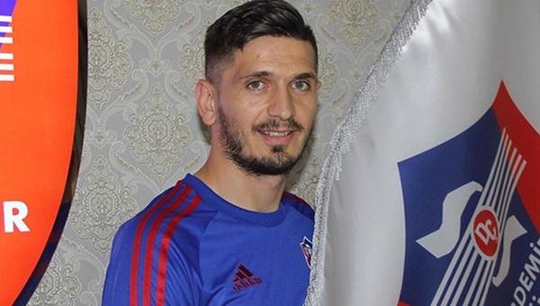 Beşiktaş'ın belalısı Ermin Zec!