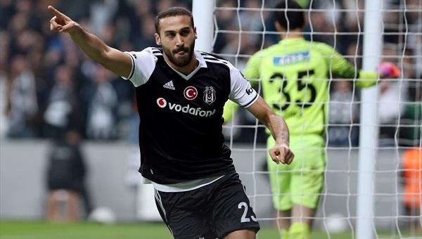 Beşiktaş'ın durdurulmaz ikilisi; Quaresma ve Cenk Tosun!
