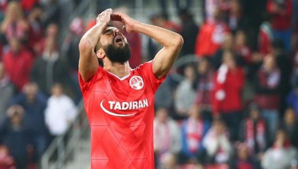 Beşiktaş'ın rakibi Hapoel Beer Sheva'da sakat futbolcu sayısı 6'ya çıktı