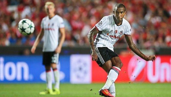 Beşiktaş'ın Anderson Talsica için transfer planı