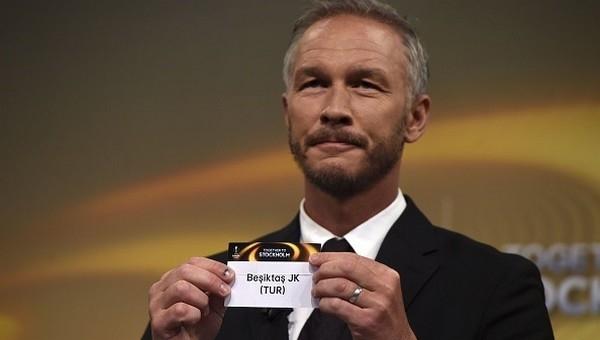 Beşiktaş'ın UEFA Avrupa Ligi'ndeki rakibi