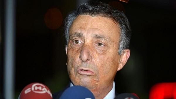 Beşiktaş'ta Ahmet Nur Çebi'den şampiyonluk açıklaması