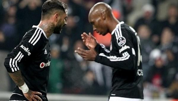 Beşiktaş'ta Galatasaray öncesi kart alarmı
