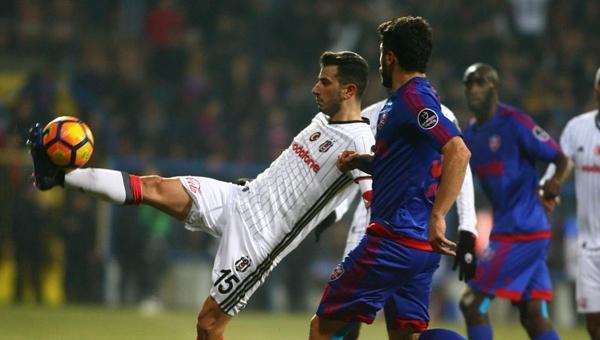 Beşiktaş'ın üste üste aldığı mağlubiyetler