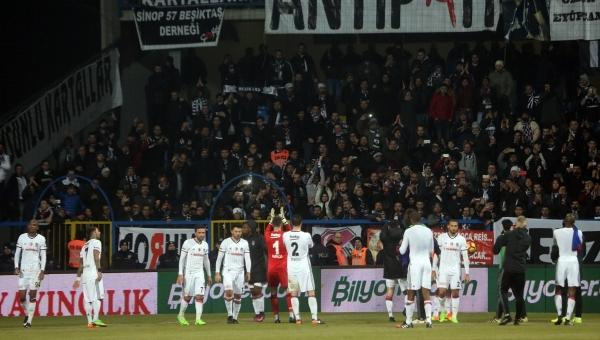 Beşiktaş'tan son 3 sezonun en kötü savunma performansı