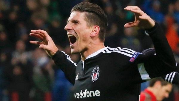 Mario Gomez yeniden Beşiktaş'ta mı? Resmi açıklama...