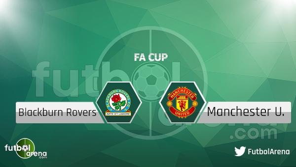 Blackburn Rovers - Manchester United maçı saat kaçta, hangi kanalda?