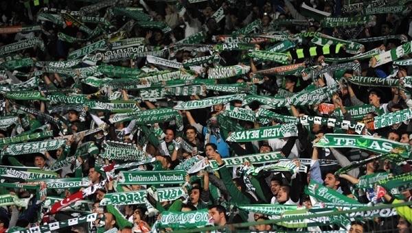 Bursaspor'da bilet fiyatlarına Fenerbahçe ayarı