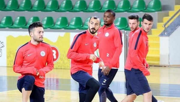 Çaykur Rizespor, İstanbul'a sığındı