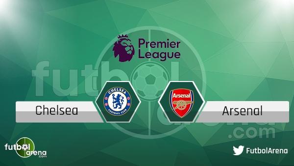 Chelsea - Arsenal maçı saat kaçta, hangi kanalda?