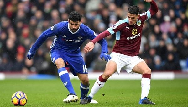 Chelsea, Burnley deplasmanında takıldı: 1-1
