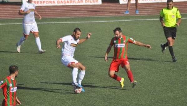 Çorum Belediyespor - Cizrespor maç özeti ve golleri (Çorum Cizre maçı)