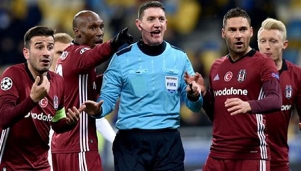 Craig Thomson, Beşiktaş maçından sonra Avrupa'ya çıkamadı