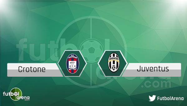 Crotone - Juventus maçı saat kaçta, hangi kanalda?