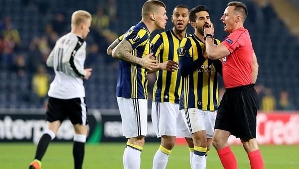Deniz Çoban'dan Fenerbahçe - Krasnodar maçının hakemine eleştiri