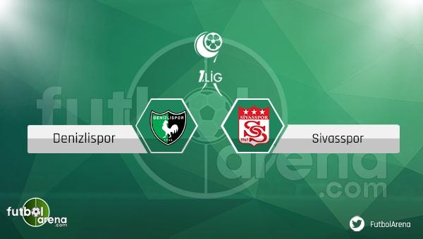 Denizlispor - Sivasspor maçı ne zaman, saat kaçta? (Denizli Sivas canlı izle)