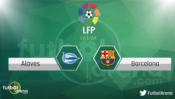 Deportivo Alaves - Barcelona maçı saat kaçta, hangi kanalda?